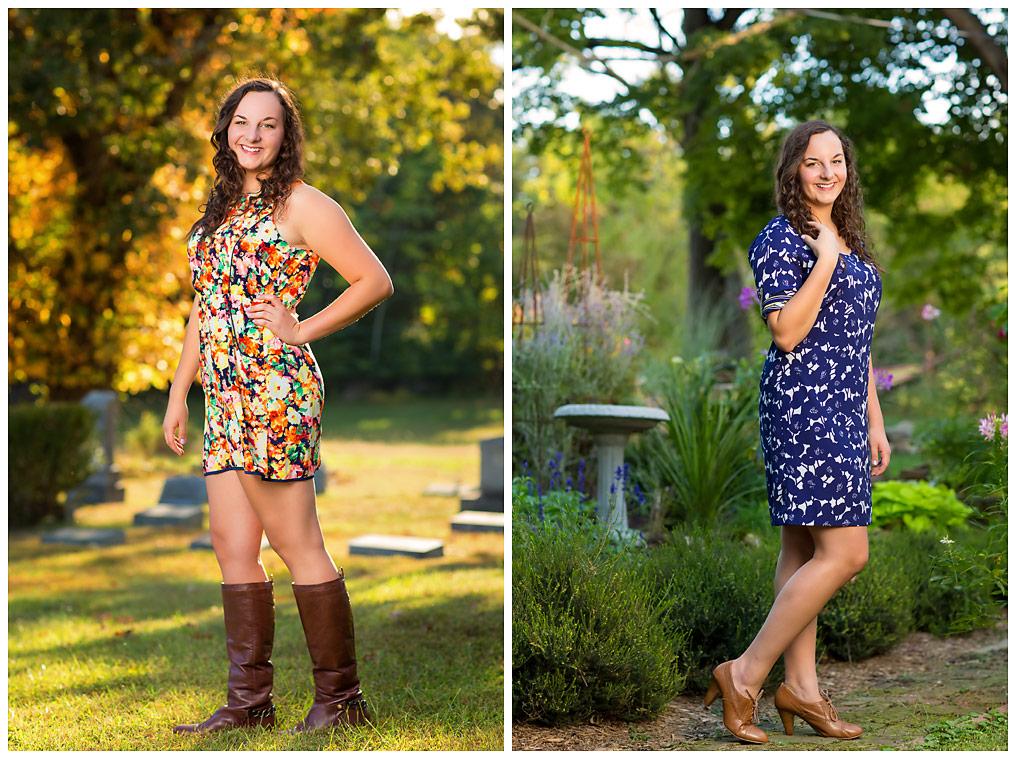 Charlottesville Senior Portraits (3)