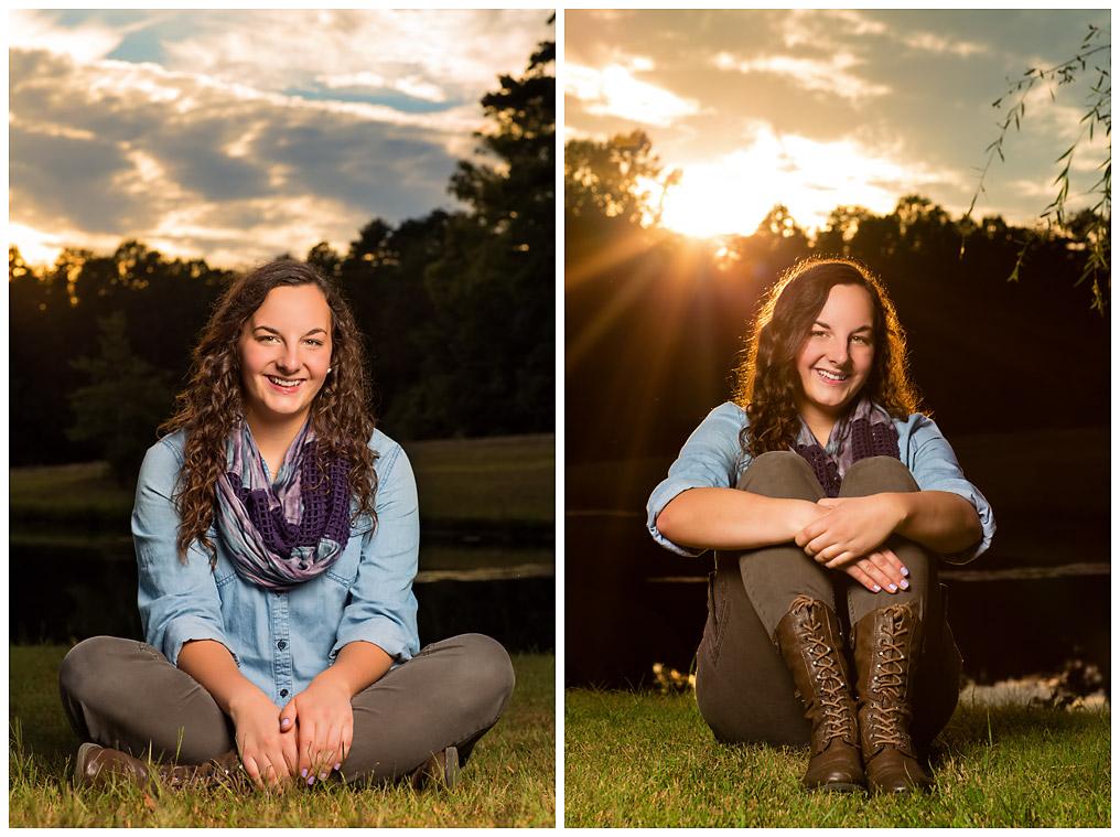 Charlottesville Senior Portraits (8)