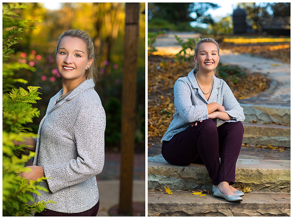 Senior Portraits Charlottesville - Ali Johnson Photography