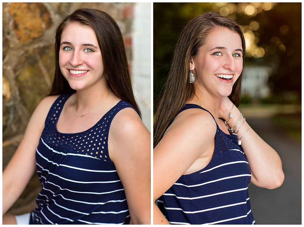 Charlottesville Senior Portraits - Ali Johnson Photography