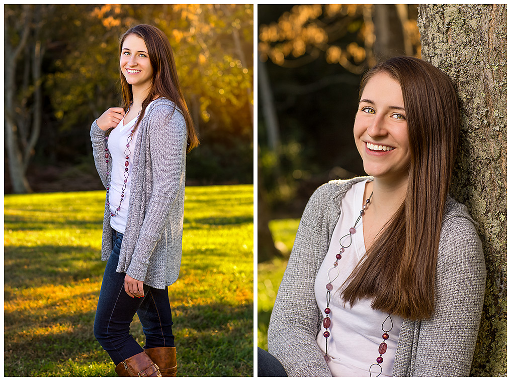 Charlottesville Senior Portraits- Ali Johnson Photography