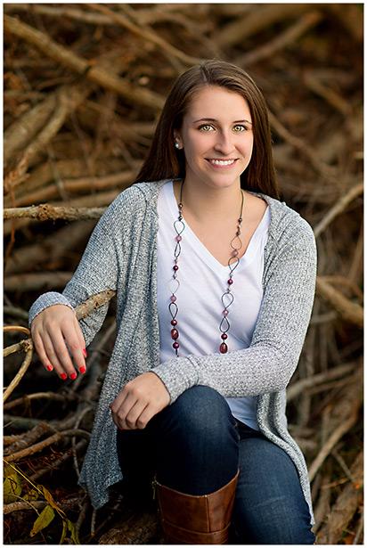 Charlottesville Senior Portraits