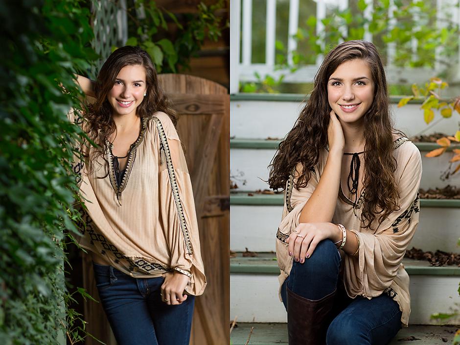 Senior Portraits Charlottesville