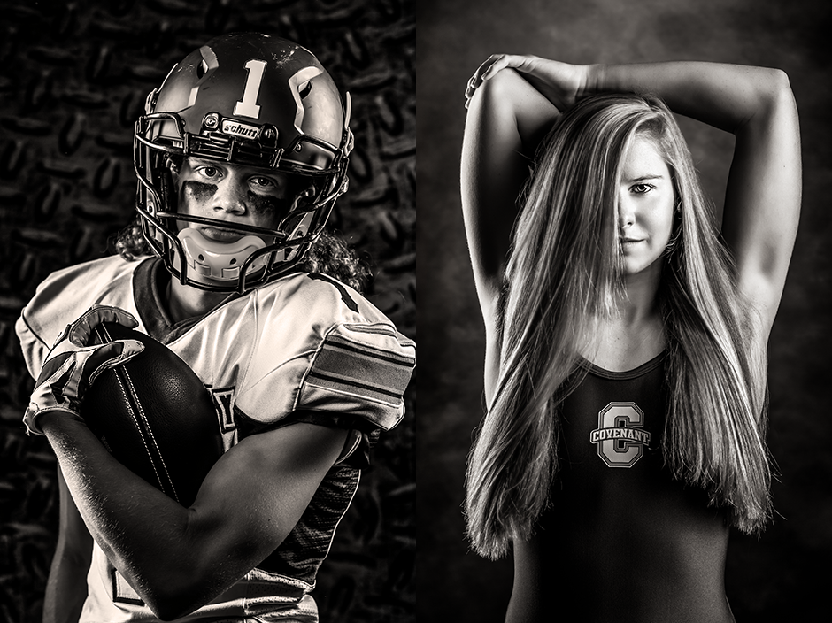 Sports Portraits | Ali Johnson Photography