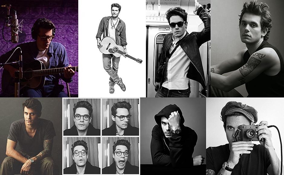 John Mayer Icon Session