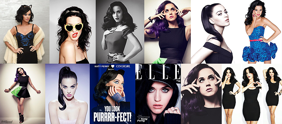 Katy Perry Icon Session